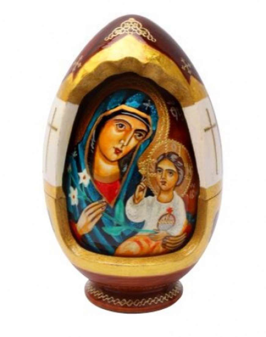 Православные писаные яйца