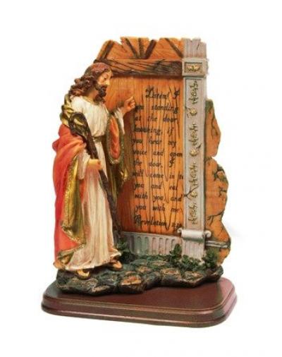 статуэтка «стучащему - отворится»