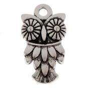 кошельковый талисман «сова на удачу»