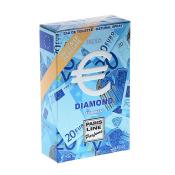 Туалетная вода Euro Diamond (мужская) привлечение и сохранение денег