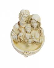 Иосиф и Мария с младенцем Иисусом